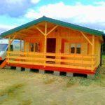 domki letniskowe z drewna