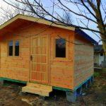 gotowe domki letniskowe z drewna