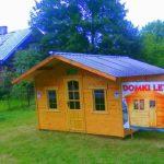 gotowy domek letniskowy dom-sol