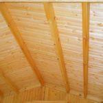 gotowy domek letniskowy drewnani