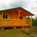 domek letniskowy z drewna sol-dom