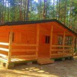 domki drewniane producent z drewna