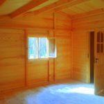 duże domki drewniane producent