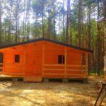 całoroczne domki drewniane producent
