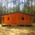 domki drewniane producent dom-sol