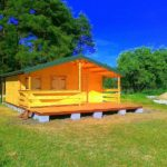 domy letniskowe drewniane